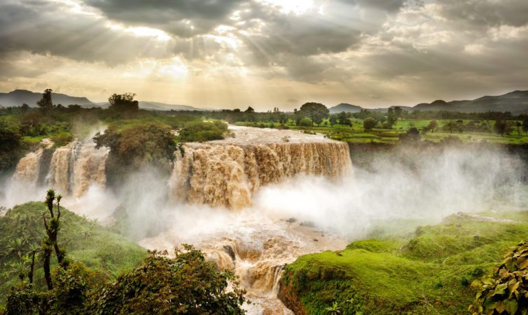 Ethiopia to start producing energy from dam at end of 2020