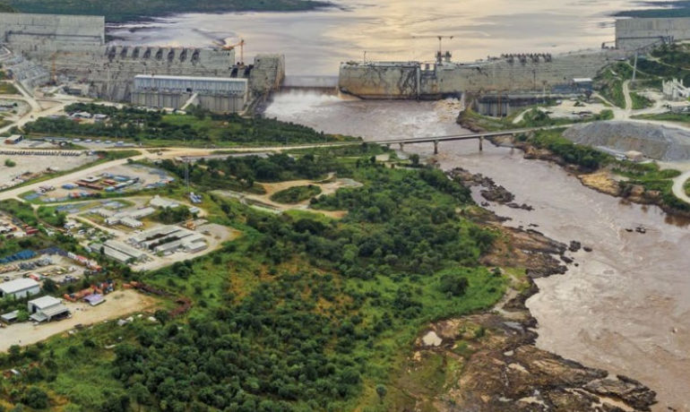 Egypt and Ethiopia fend off water wars over Nile mega-dam