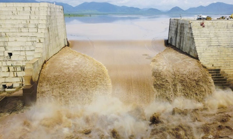 Ethiopia's Grand Renaissance Dam battles Egypt, Sudan on the Nile