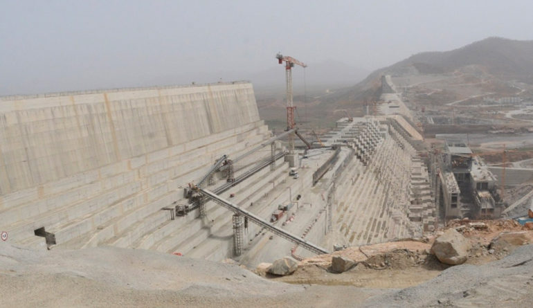 Egypt Distressed With Speedy Construction of Ethiopian Dam