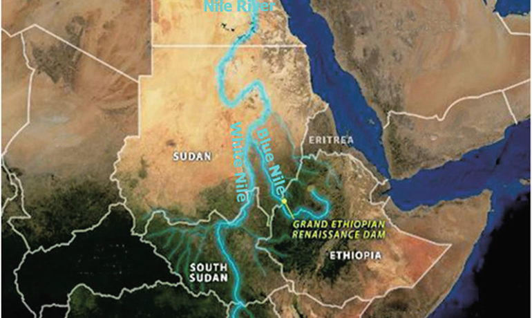 Egypt's water war
