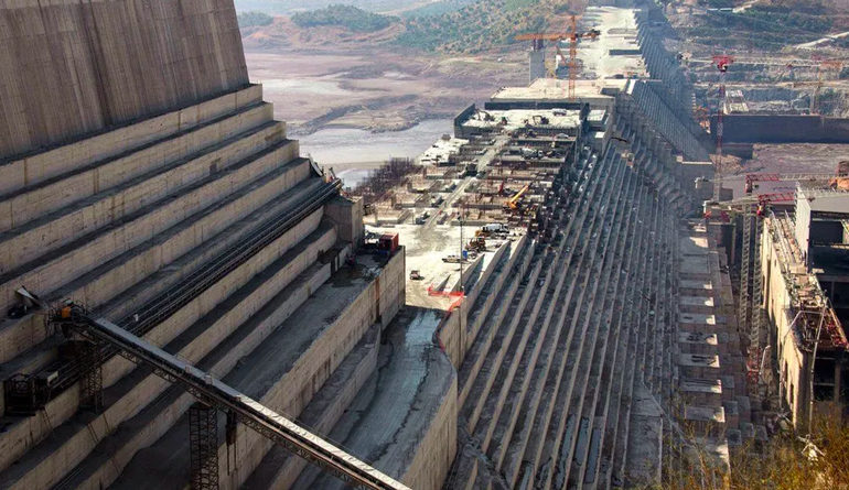 Egypt hardens rhetoric on Ethiopia's Blue Nile dam