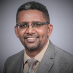 Dr. Tirusew Asefa and Dr. Fekadu Moreda